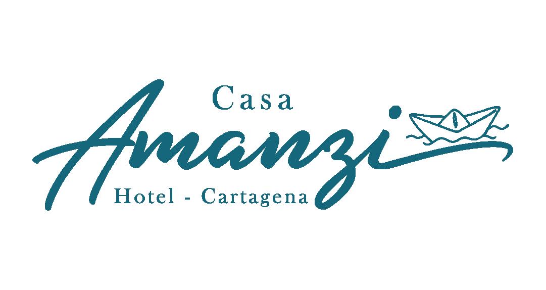 Logo Hotel Casa Amanzi Cartagena - Bernalo